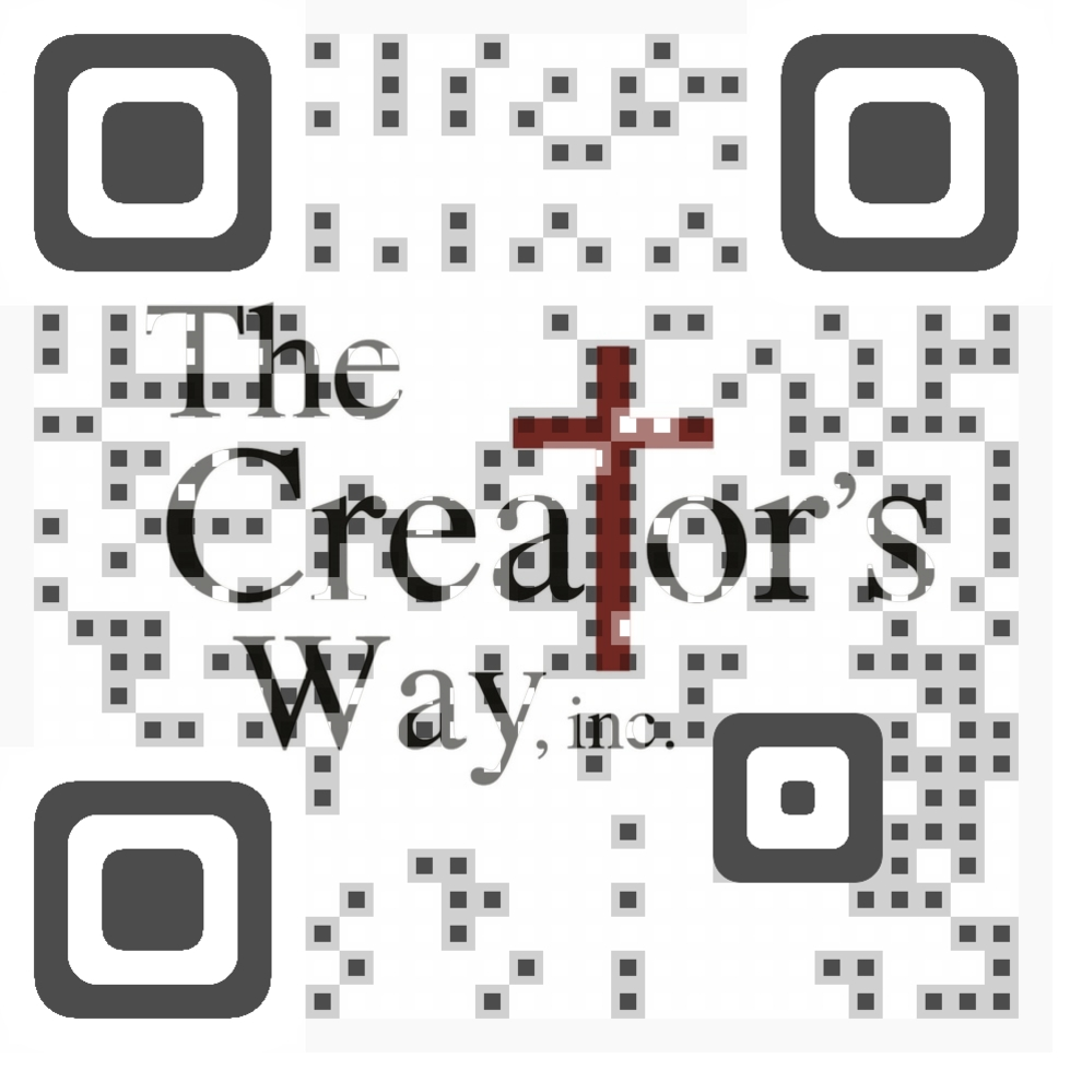 The Creator's Way QR Code