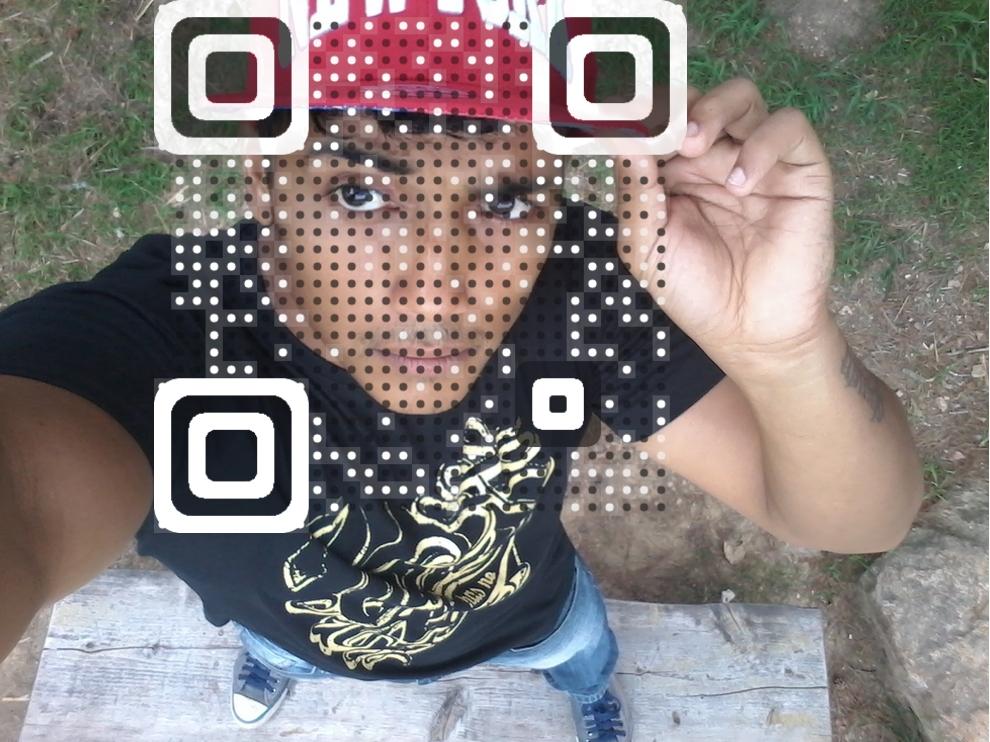 Harishsingh Thakur vCard QR Code