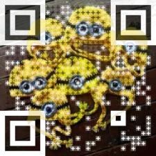 Crochet Scoop It QR Code