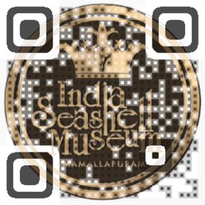 India Seashell Museum QR Code