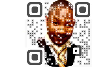Daniel Johnson Twitter QR Code