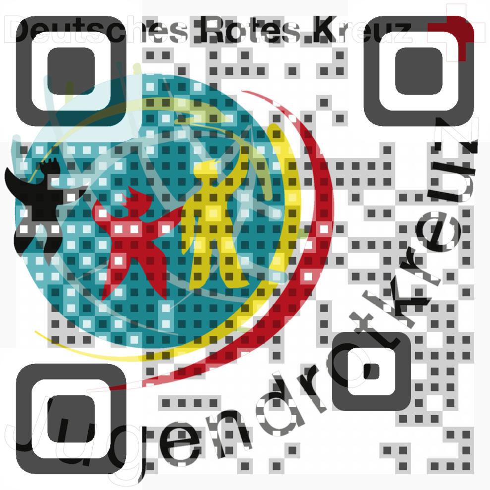 Deutsches Rotes Kreuz QR Code