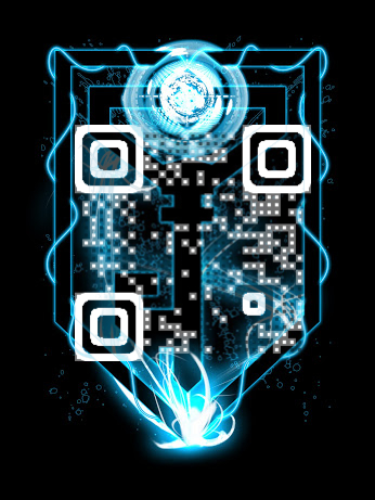 Ingress Resistance QR Code