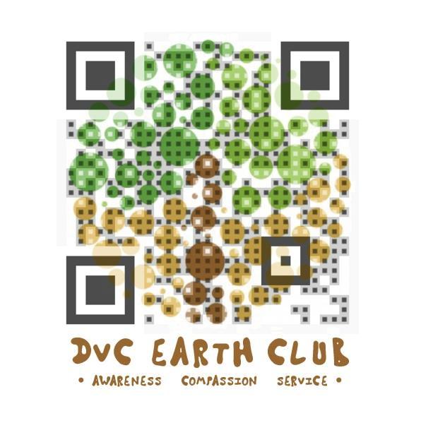 DVC E-waste Fundraiser QR Code