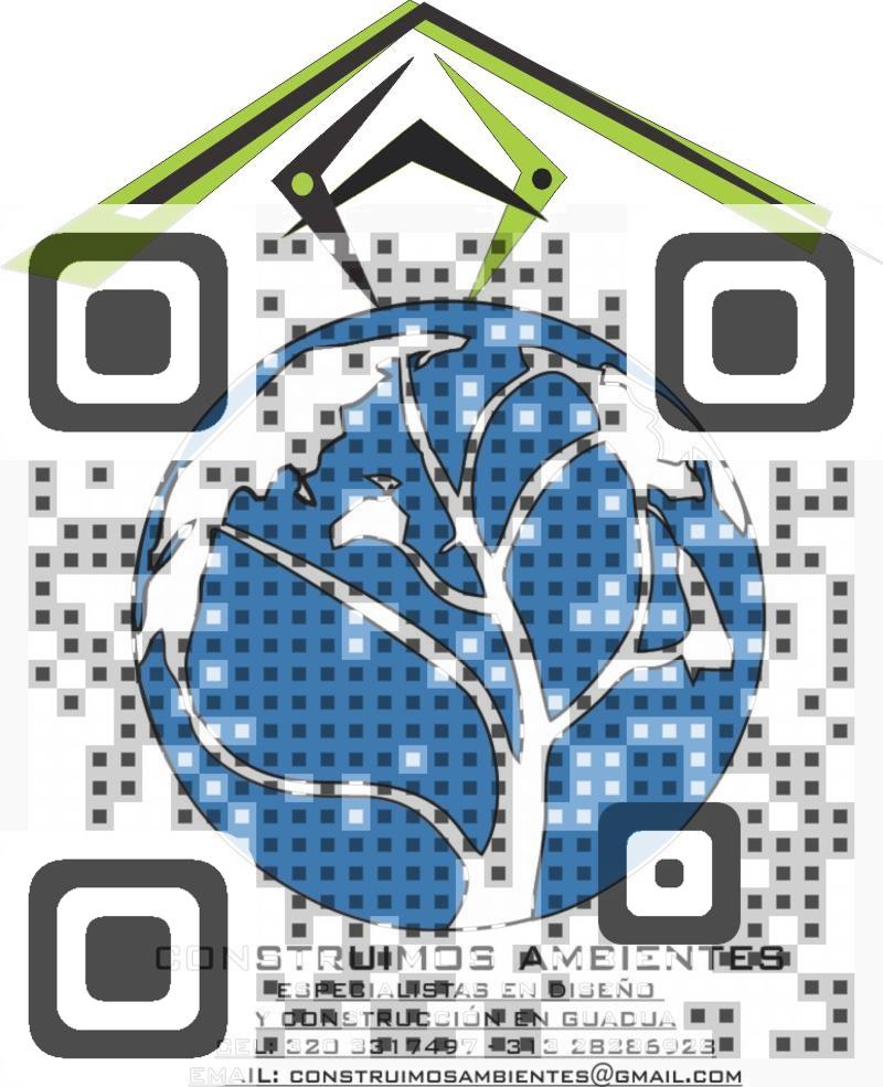 Construimosambientes Construcciones Facebook QR Code