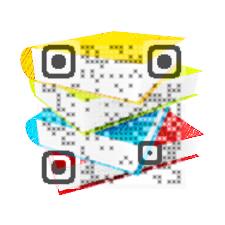 Kim vCard QR Code