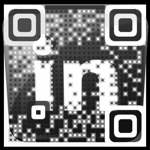 Luis Rivera Linkedin QR Code