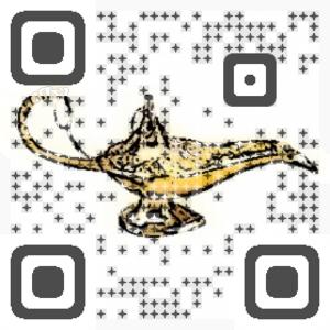 Flea Genie QR Code