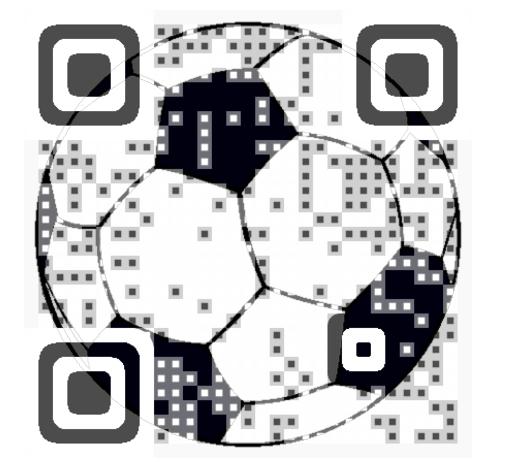 Soccer QR Code