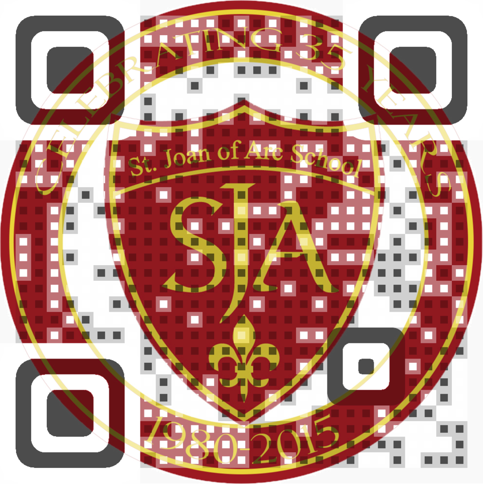 St. Joan of Arc School QR Code