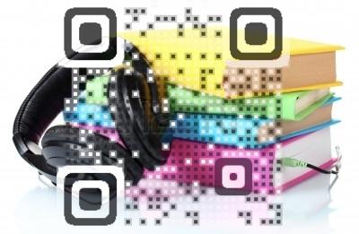 Simona vCard QR Code