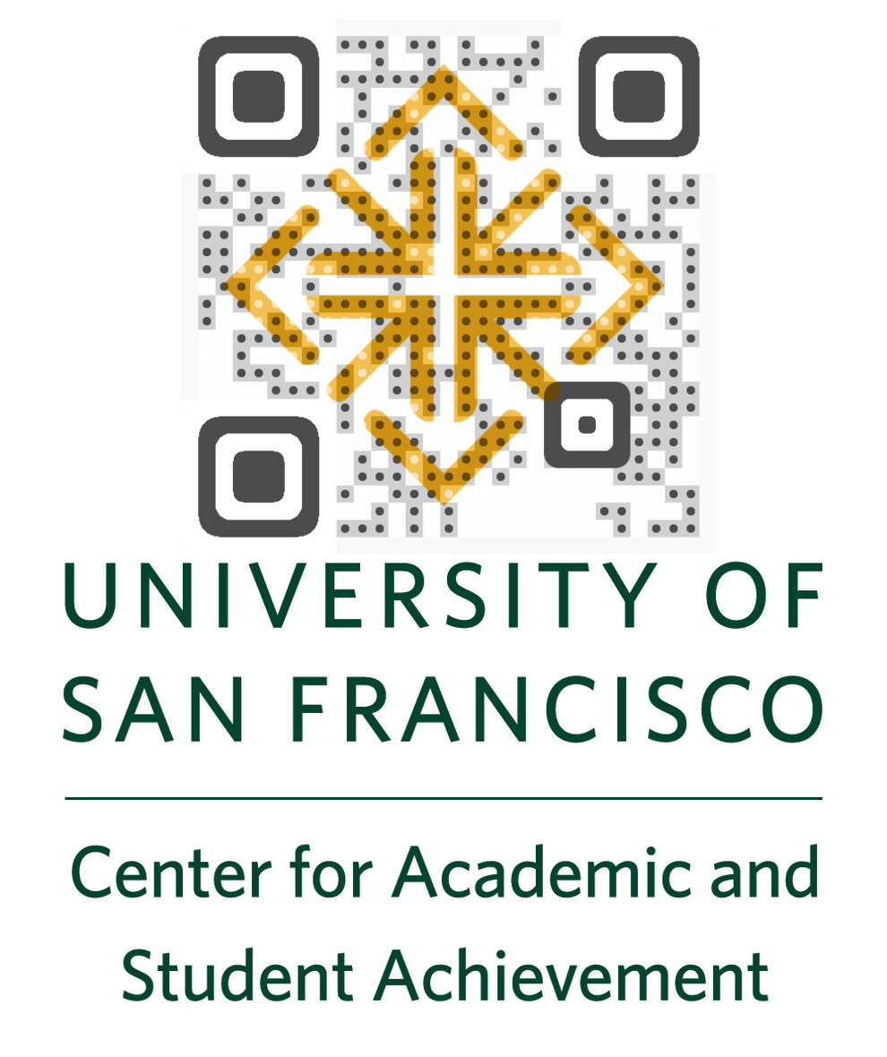 CASA University of San Fransisco QR Code