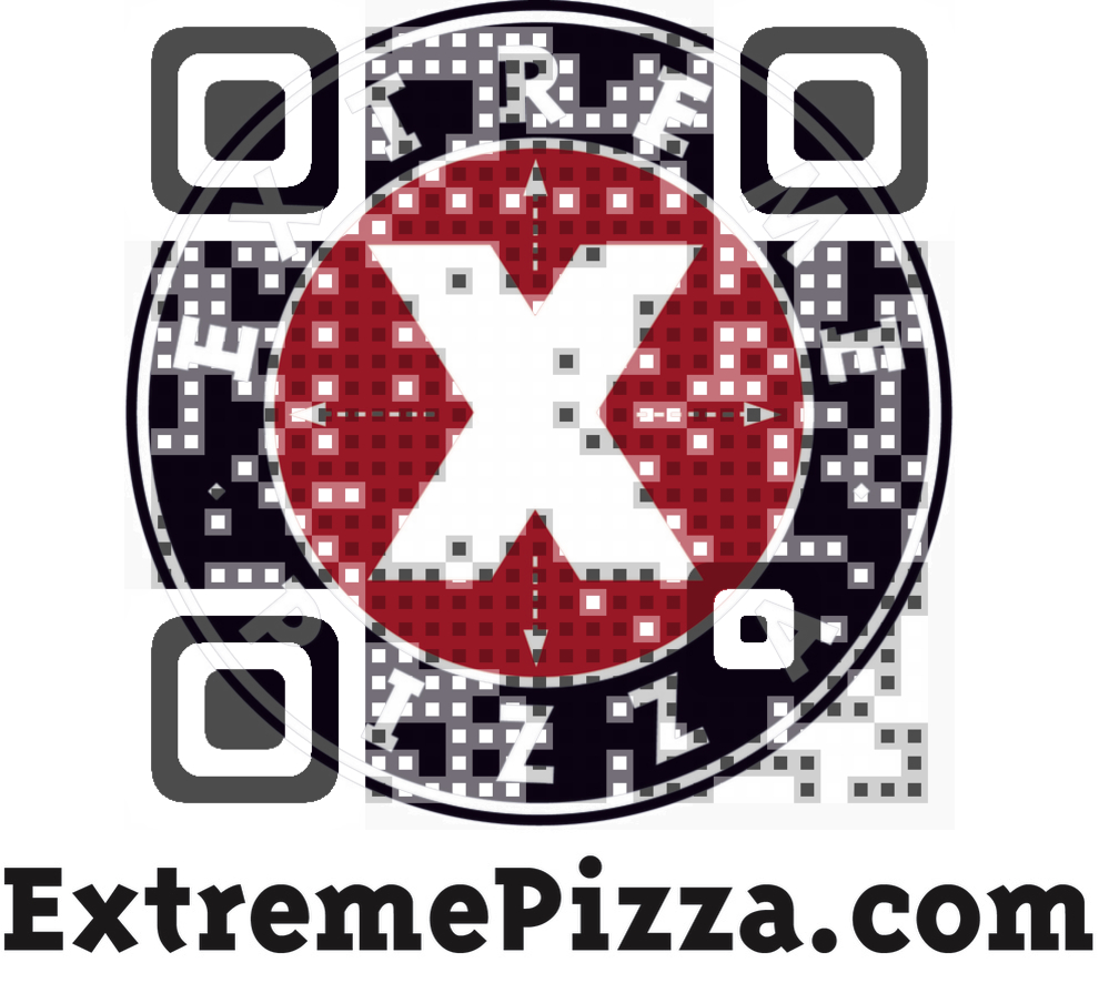 Extreme Pizza QR Code