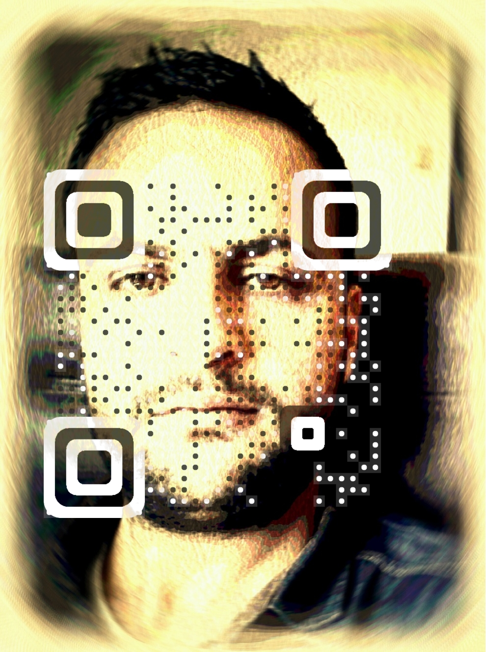 Walid Adhri All-in-One QR Code