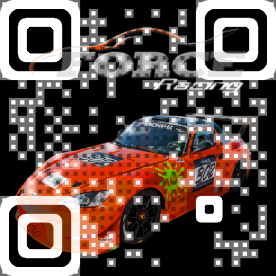 Force Racing Facebook QR Code