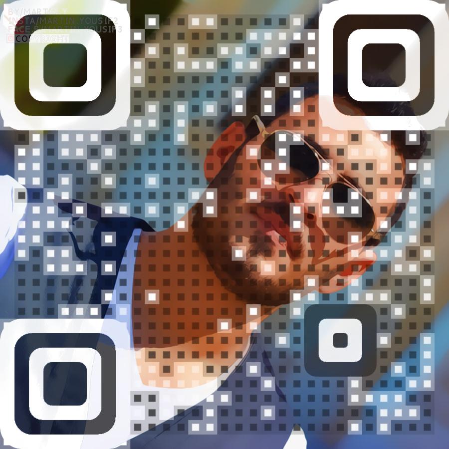 Martin Yousif QR Code