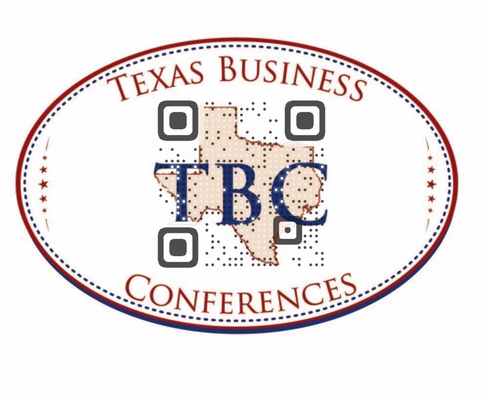 Texas Business Conferences QR Code