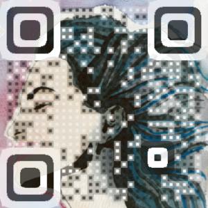 Acuarela Con Sal QR Code