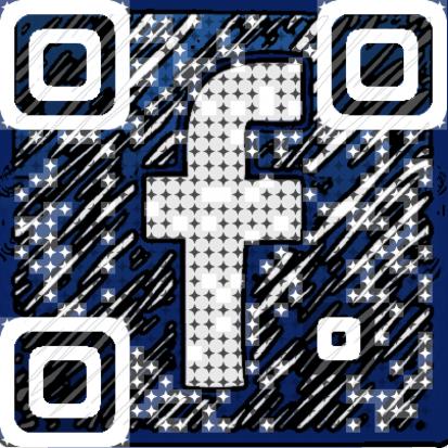 Adrenaline Sky Gear Facebook QR Code