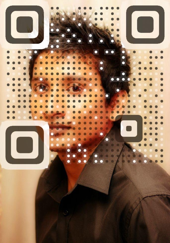 Eshan L. Nanayakkara vCard QR Code