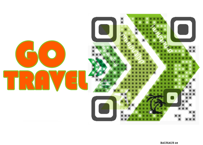 Go Travel QR Code