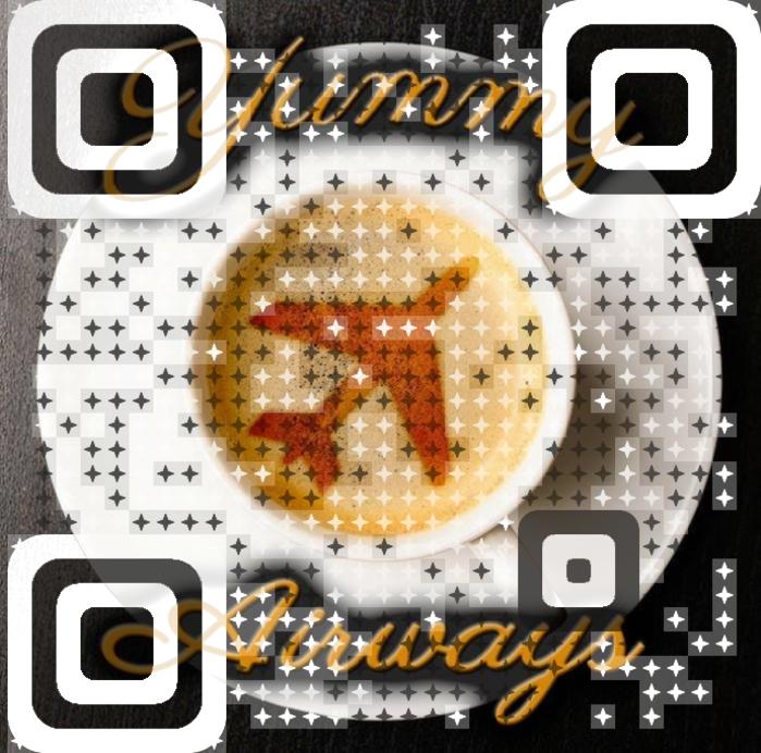 Yummy Airways QR Code