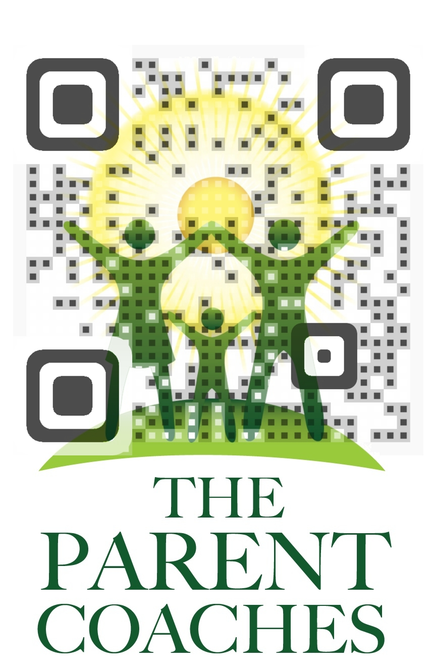 Parent Coaches QR Code