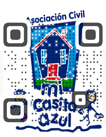 Mi Casita Azul QR Code