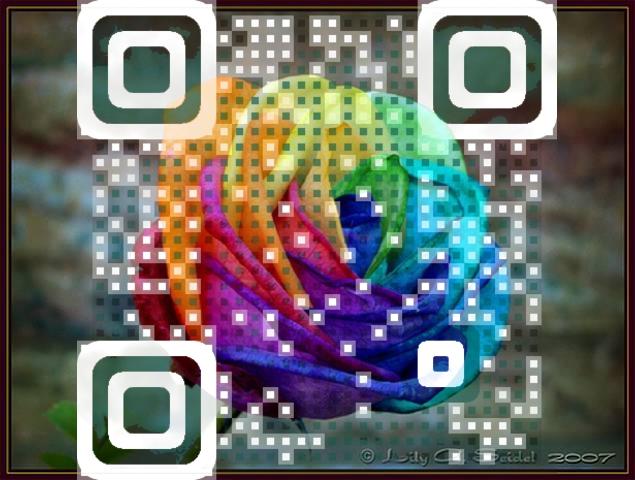 Flores QR Code