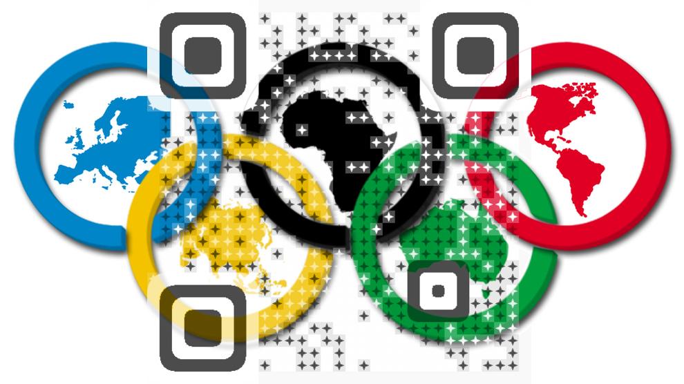 Australia Olympics QR Code