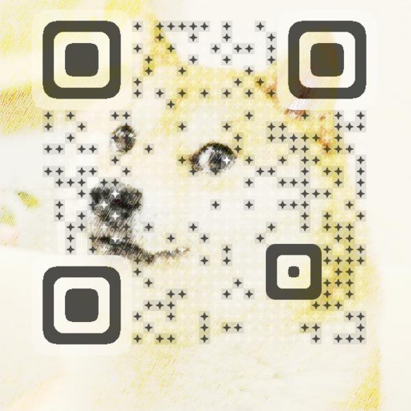 Samoyed QR Code