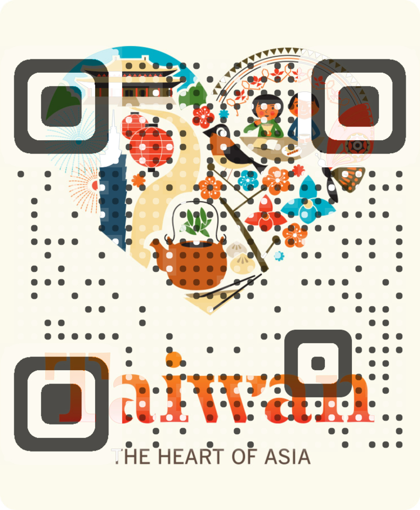 Tour Taiwan Facebook QR Code
