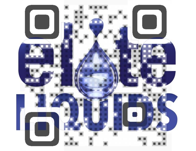 Elite Liquids QR Code