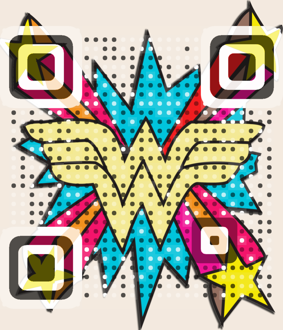 Hues Hair and Skin Salon QR Code