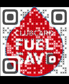 Clubcard Tesco QR Code