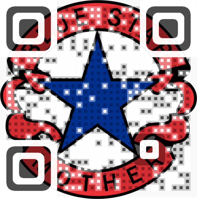 Blue Star Mothers QR Code