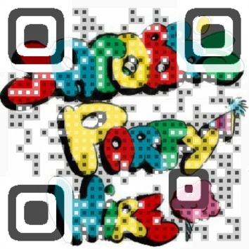 Jacob's Party Hire QR Code