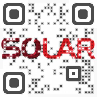 Solar Sinta-se Bem QR Code