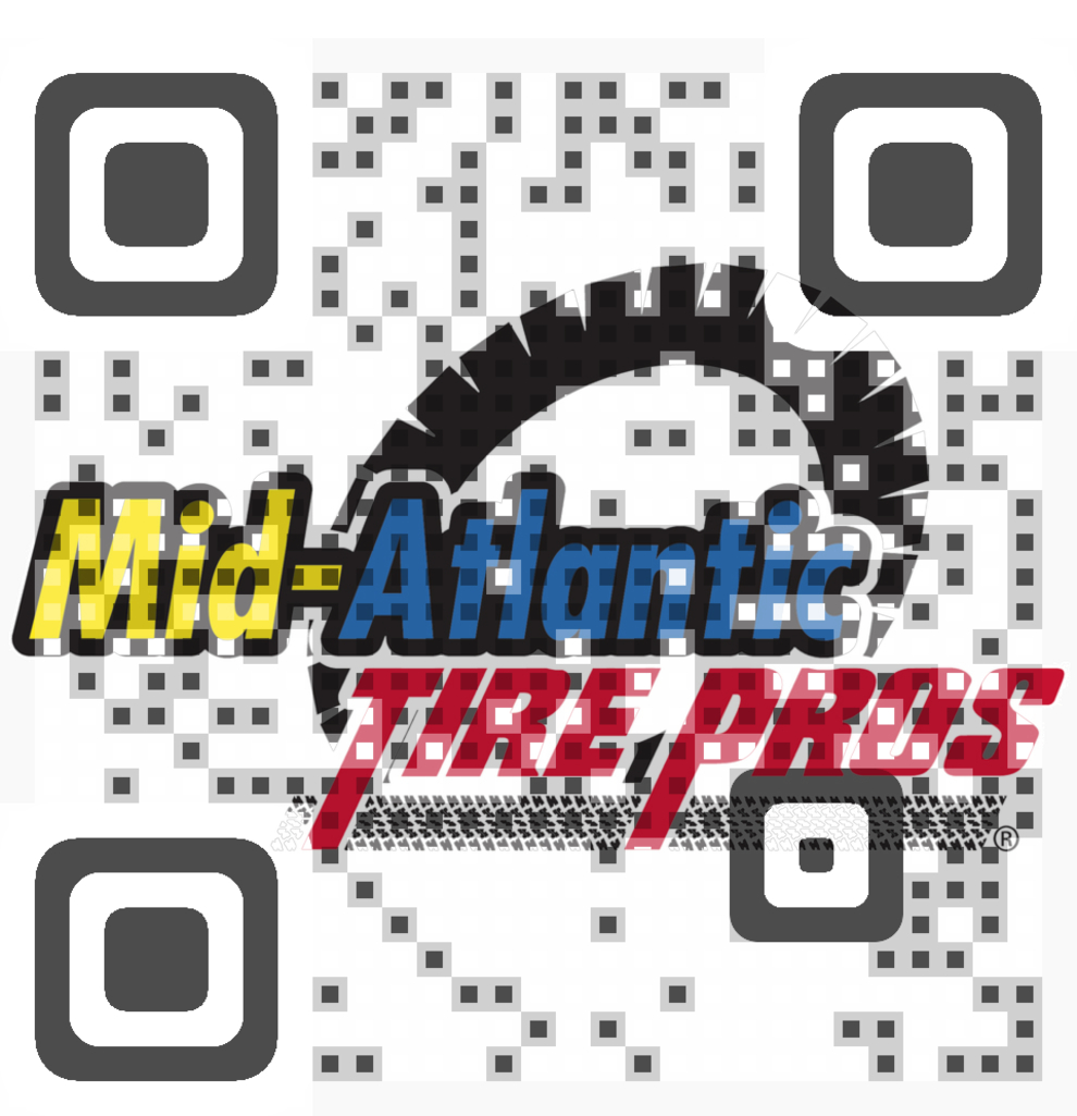 Mid-Atlantic Tire Pros QR Code