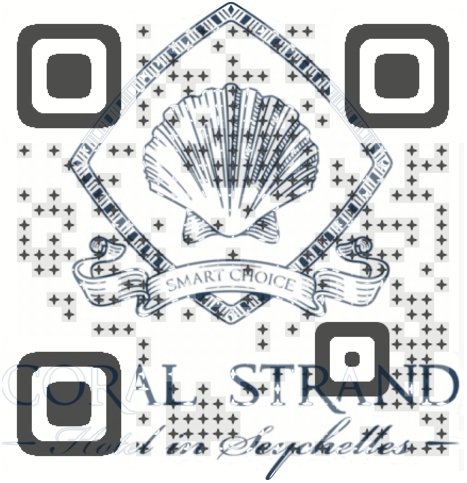 Coral Strand QR Code