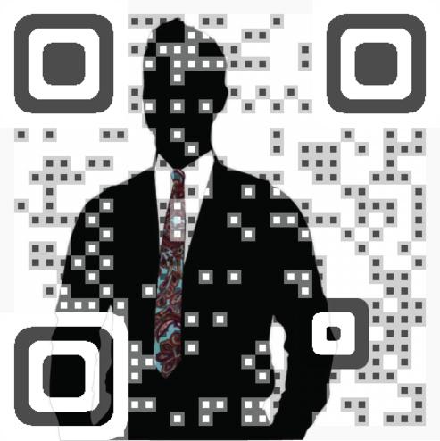 Alexander Fischer-Jean Linkedin QR Code