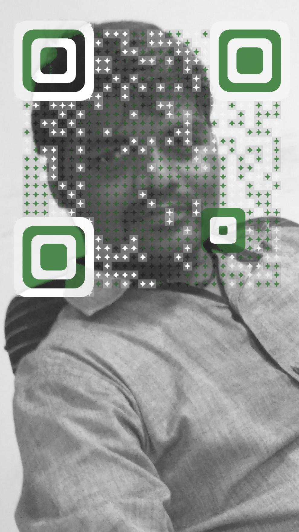 శ్రీకాంత్ Facebook QR Code