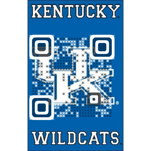 Kentucky Sports Radio QR Code