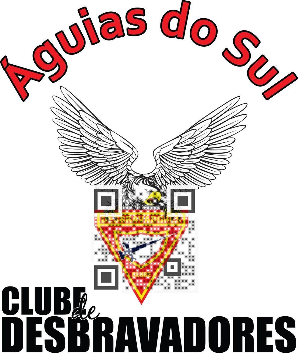 Clube de Desbravadores QR Code