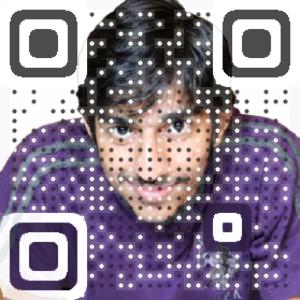 Ameya Naik QR Code