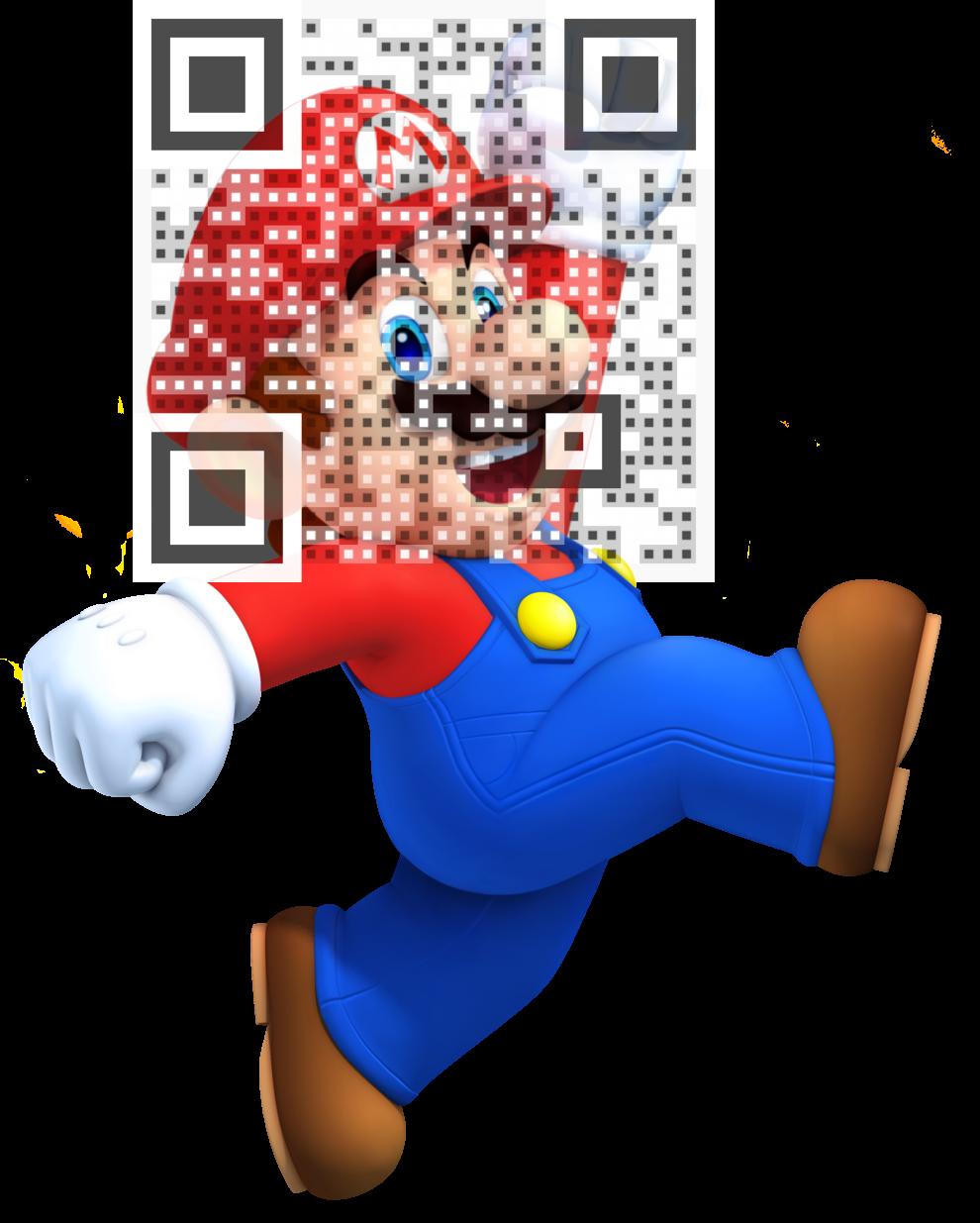 Pizza di Mario QR Code