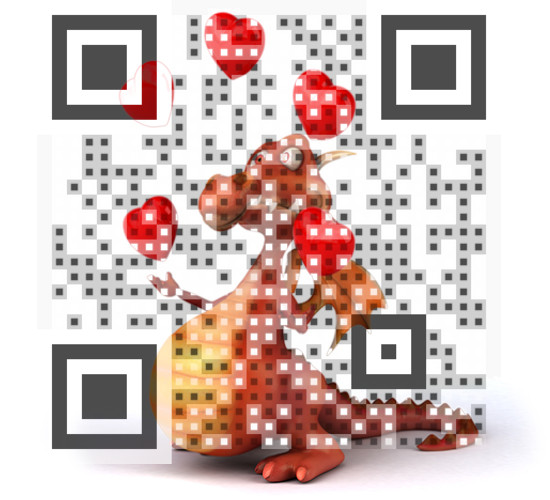 The voice mico brasil QR Code