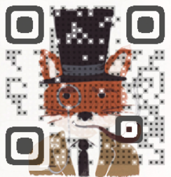 Fox QR Code