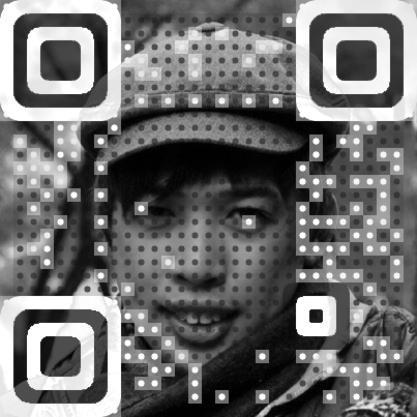 Sandino Basilio LinkedIn QR Code