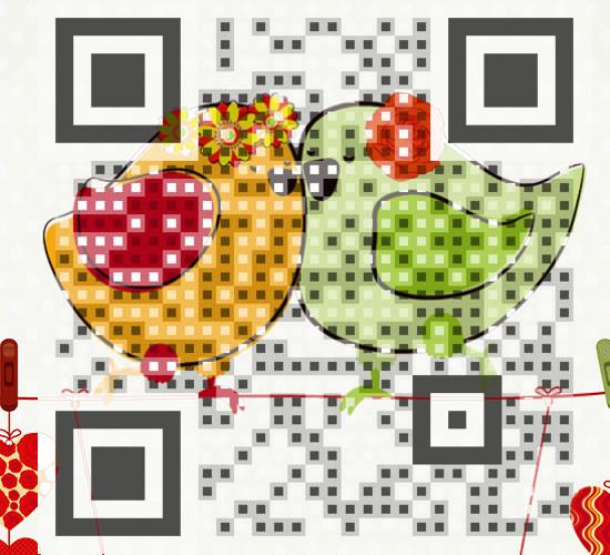 Lenio Eletricista Facebook QR Code